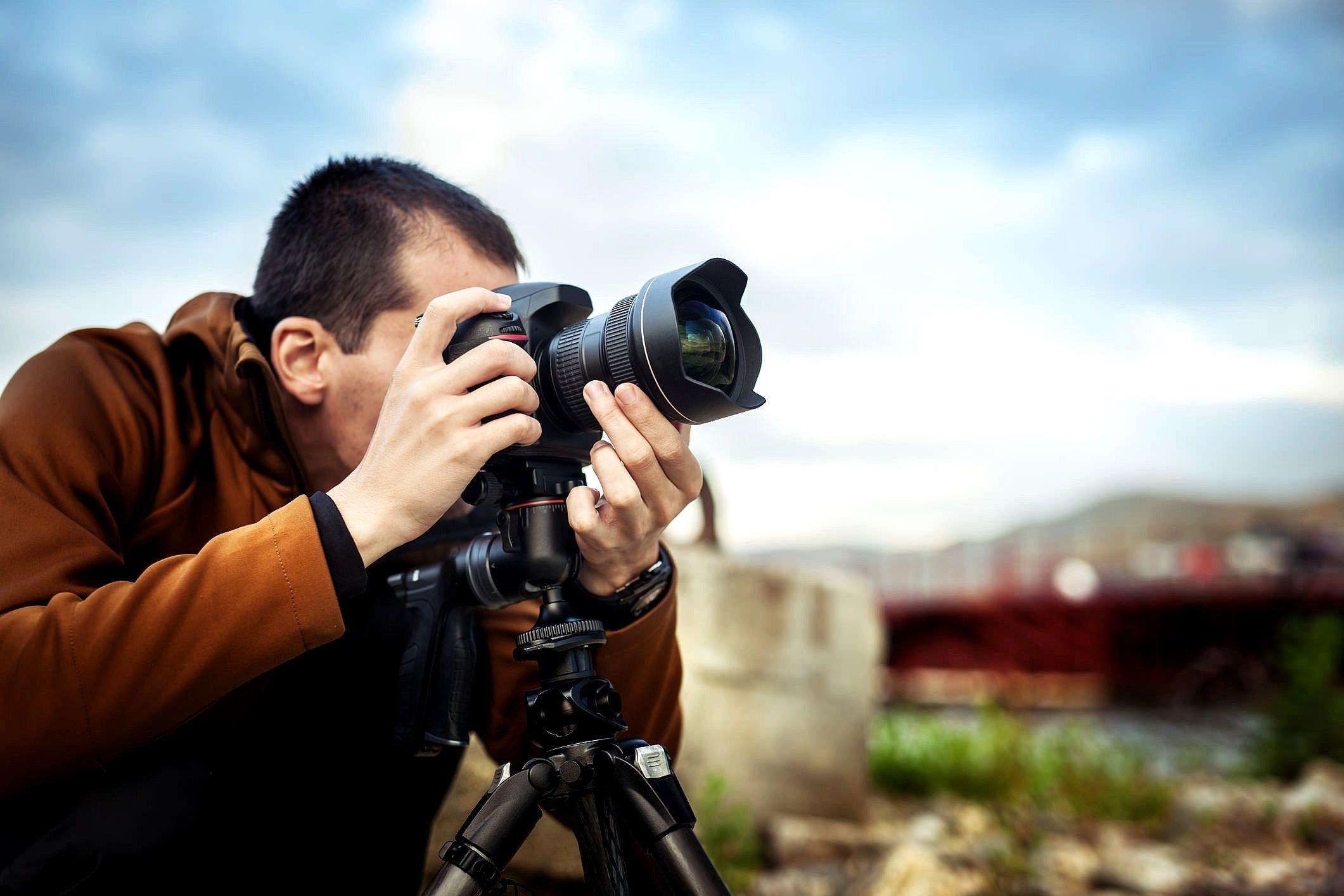 Как стать фотографом и начать зарабатывать