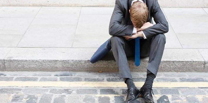 не могу найти работу что делать депрессия