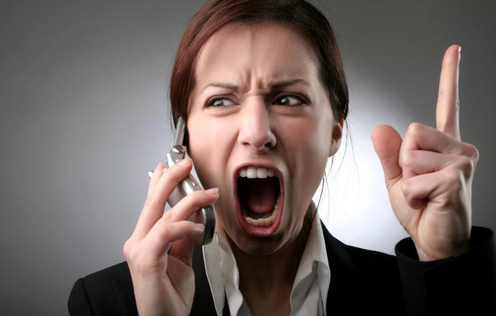 Правила общения с агрессивно настроенными клиентами