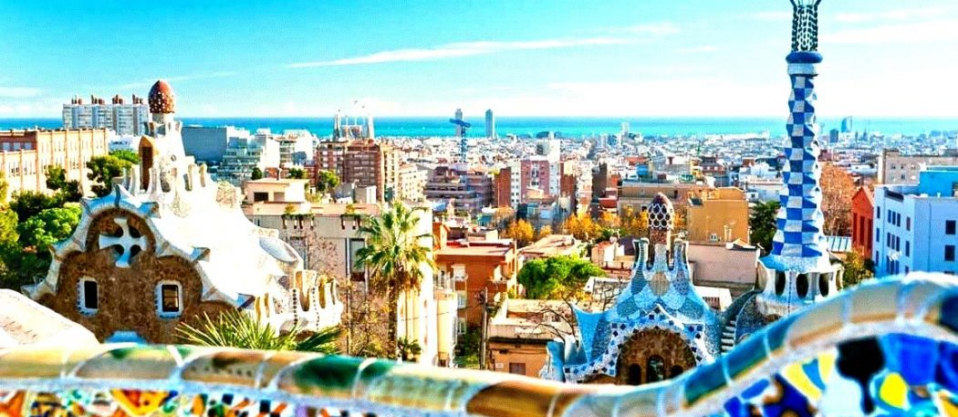 Чудесный город Барселона