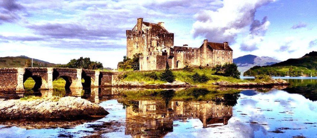 Шотландия – страна свободы, виски и волынки