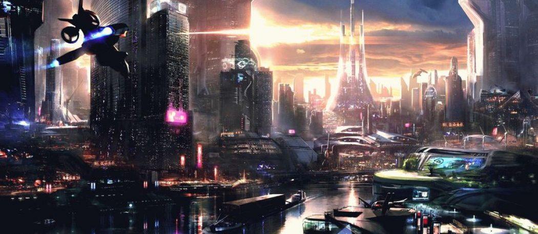 Архитектура будущего: какие будут мегаполисы в 22 веке