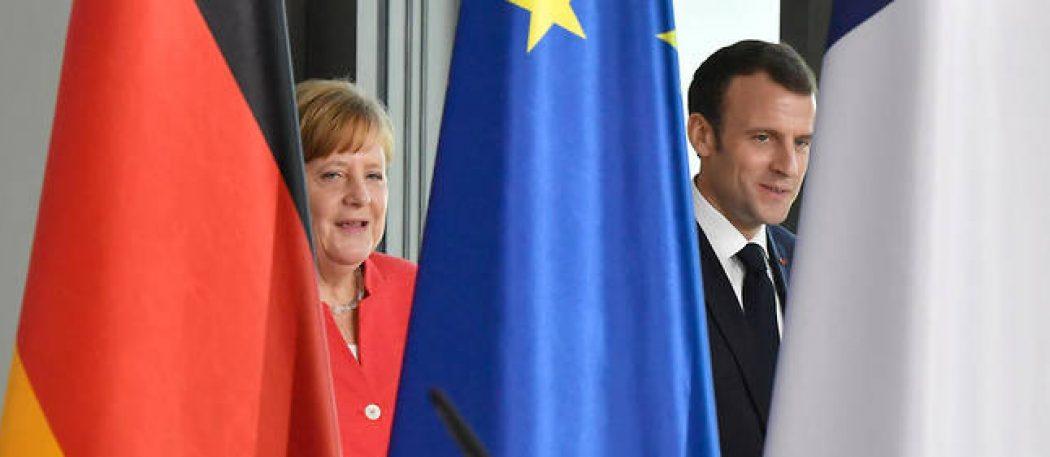 Макрон и Меркель в поисках компромисса