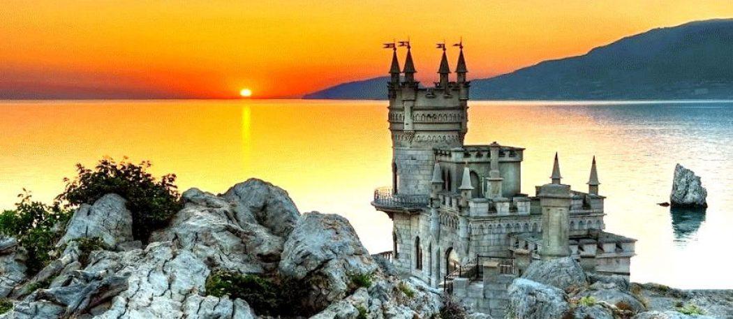 Удивительные места Крыма